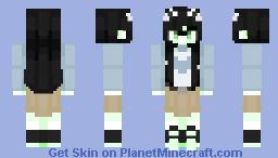 Jade Harley // Gσσ∂ ∂σg Minecraft Skin