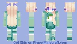 skin fight - AngelFxce - 6 Minecraft Skin