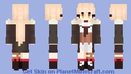 OTs-14 / GFL Minecraft Skin