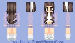 pinterest babe (1?) Minecraft Skin