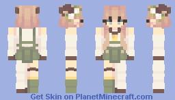 fly away Minecraft Skin