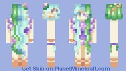 -Algae- Minecraft Skin