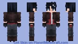 Jason Todd | Casual Minecraft Skin