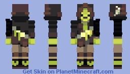 Hunted Minecraft Skin