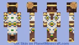 Lioness || Wheel Contest Minecraft Skin