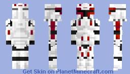 For the Republic! Minecraft Skin