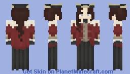 [LOTC] Lady Fur Minecraft Skin
