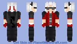 Justice   Helltaker   Minecraft Skin