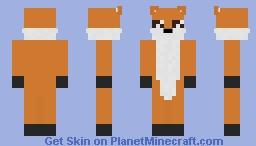 Doggie Minecraft Skin