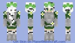 Royal Birchwood Guard (🌳Happy Little Trees🌳) Minecraft Skin