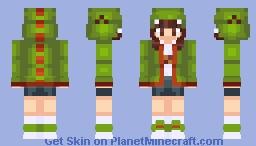 .:Skin Fight:. Dinow Cookie! Minecraft Skin