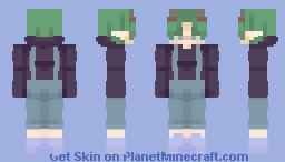 Kitt ~ Persona Minecraft Skin