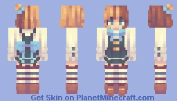 canday // 1st Place RQ Minecraft Skin