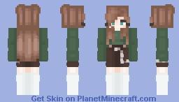 Skins For Friends: Echo #2 Minecraft Skin
