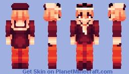 Panda Hero Minecraft Skin