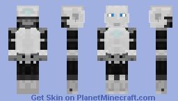 I Robot - Sonny Minecraft Skin