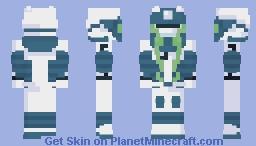 Ultra Recon Squad Minecraft Skin