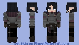 Evette [Ward] {MT} Minecraft Skin