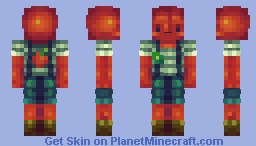 Harvest Season Minecraft Skin