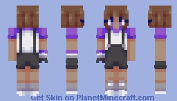 Ace Pride I guess ~ SoulBlade Minecraft Skin