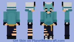 ~Request for MentalMinecrafter: Oni Mask~ Minecraft Skin