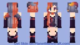 skinfight - Marma Minecraft Skin