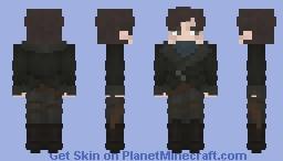 wannabe edge lord | [d&d] Minecraft Skin