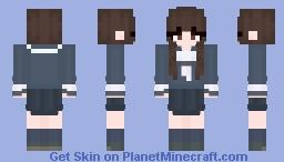 Saki Yoshida Minecraft Skin