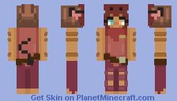 catra! Minecraft Skin