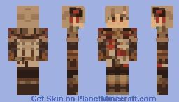 Elma Finnen Minecraft Skin