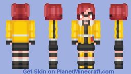 Pokemon Trainer / Request Minecraft Skin