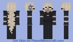 Maya - [x] Minecraft Skin