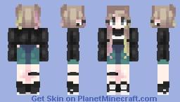 weeee Minecraft Skin