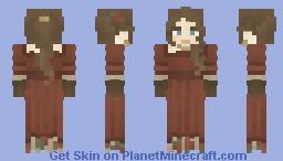 [LoTC] Free To Use, Haenseni Girl Minecraft Skin