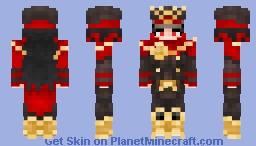 Maou Nobunaga (Fate/Grand Order) Minecraft Skin