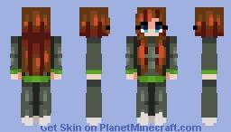 sweat suit Minecraft Skin