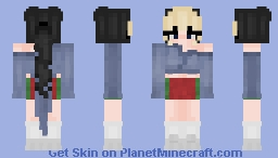BLACKPINK - 'How you like that' JENNIE Minecraft Skin