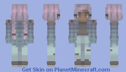 sf- stupid for you Minecraft Skin