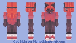 ♡ maple trees ♡ persona Minecraft Skin