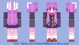 ✧:. ·. 𝓻𝓮𝓲𝓼𝓮𝓷 𝓾𝓭𝓸𝓷𝓰𝓮𝓲𝓷 𝓲𝓷𝓪𝓫𝓪 ࿐ ࿔*: Minecraft Skin