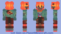 it can't ignore me anymore Minecraft Skin