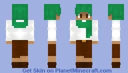 Damien - New Persona ~ Hqwth0rn Minecraft Skin