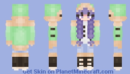 ❅Winter Skin Trade with SpindleCloud ❅ Minecraft Skin