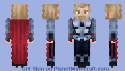 Thor | The Avengers Minecraft Skin