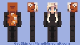 Q&A! (alt in desc) Minecraft Skin