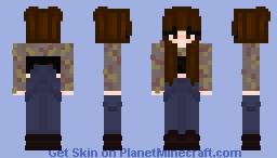 BLACKPINK 'How you like that' JISOO Minecraft Skin