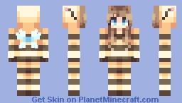 bee supportive Minecraft Skin