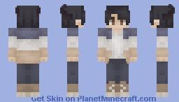 ៚Lazlo Martin ೃ࿔↷ Minecraft Skin