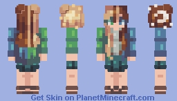 - Daynightcycle - RCE Minecraft Skin