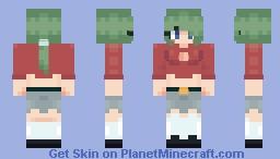 Silver Bullet Minecraft Skin